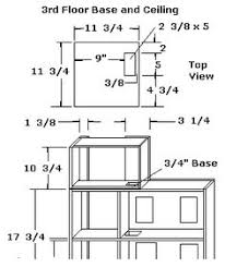 Free Miniature House Plans House by Free Doll House Plans How To Build A Dollhouse Hhhhhhhhhh