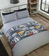 New York Bed Set The Big Apple Duvet Cover New York City Bedding Set Teenagers