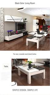 Tv Cabinet New Design New Model Wooden Lcd Led Tv Cabinet Showcase Living Room Furniture