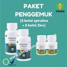 jual obat suplemen penggemuk tiens penambah berat badan herbal cepat