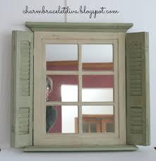 Window Mirror Decor by Mirror That Looks Like Window Gray 48 X 30 Window Mirror