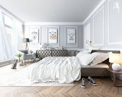 chambre style nordique intérieurs scandinaves 29 chambres à coucher au goût nordique