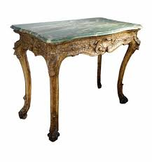 Marble Entry Table Console Center U0026 Entry Tables U2014 Bellini U0027s Antique Italia