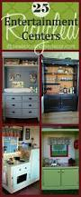 Recycled Kitchen Cabinets 127 Best Upcycled Entertainment Centers Images On Pinterest