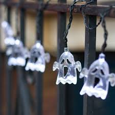 Led Lights Halloween Lights Com String Lights Battery String Lights Ghost And