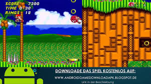 sonic 2 apk sonic the hedgehog 2 apk android