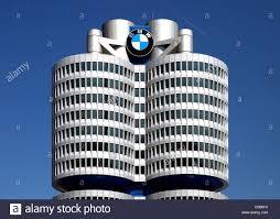 bmw bavarian motors bmw high rise building headquarters of the bavarian motor works