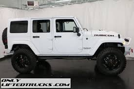 jeep rubicon white 2017 ridge lifted 2017 jeep wrangler unlimited rubicon in grand haven