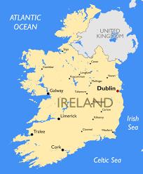 Florida Atlantic Coast Map by Map Ireland