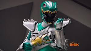 power rangers dino super charge green ranger episodes 1 20