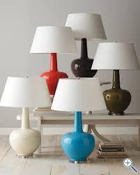 Gourd Table Lamp New York Design Blog Material Girls New York Interior Design