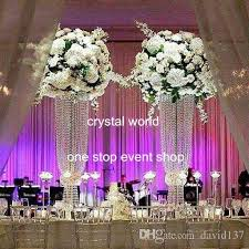 Wedding Centerpieces With Crystals by New Arrival Latest Wedding Decoration 52 111centerpieces Crystal