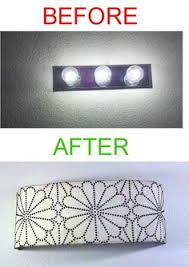 diy bathroom vanity light cover shades custom bathroom lights small bedroom pinterest lights