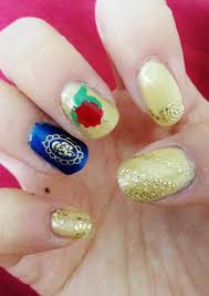 beauty in everyday life disney princess series nail art beauty