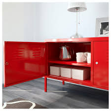 White Kitchen Storage Cabinet Ikea Ps Cabinet Red Ikea