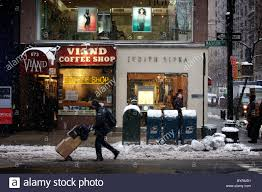 coffee shop in new york the viand coffee shop on madison avenue new york city stock photo