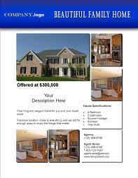Real Estate Feature Sheet Template Free by Gregoire Blog Real Estate Flyers
