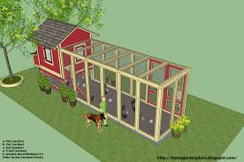 Farm Blueprints Poultry Farm Design Layout With Chicken Coop Inside A Shed 12927