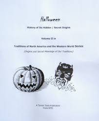 halloween tradition origins