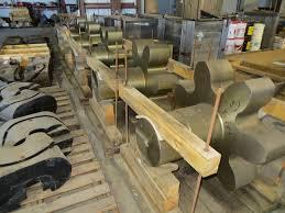 1 4 p 7t letourneau leg jacking pinion gears
