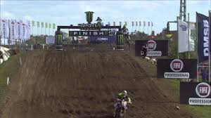 motocross race van jeremy van horebeek crash mxgp of germany mxgp race 2 2016