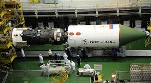 fresh cargo en route to space station after flawless soyuz u