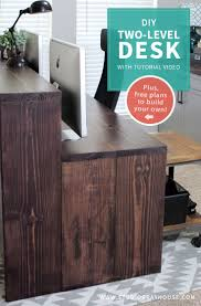 How To Build A Home Studio Desk by 21 Best Home Diy Projects Images On Pinterest House Studio
