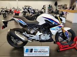 2018 bmw g 310 r pearl white metallic fort myers fl