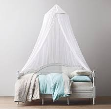 Sheer Bed Canopy Cotton Bed Canopy