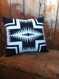 navajo blanket throw pillow hill country home pinterest