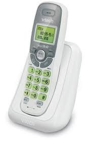 Turn Cellphone Into Home Phone by Amazon Com Vtech Cs6114 Dect 6 0 Cordless Phone With Caller Id