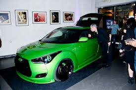 color match auto paint 2013 hyundai veloster with some badass paint matching color brake