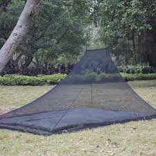 double person meditation outdoor mosquito net camp shield pyramid