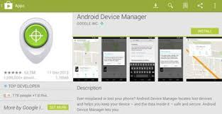 android device manager find my android how to track stolen or lost android