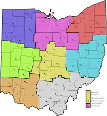 Highway Map Usa by Ohio Map Ohio Usa Mappery Ohio State Maps Usa Maps Of Ohio Oh
