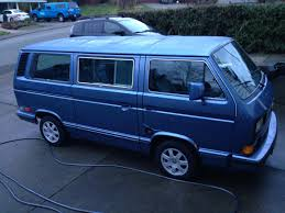 volkswagen vanagon blue thesamba com vanagon view topic finally a grown up u0027s