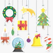 colored paper stickers ornaments festive ornaments