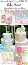 roundup of the cutest baby shower cakes tutorials and ideas