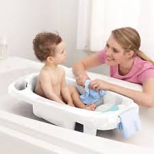 baby shower tub newborn toddler bath tub baby infant bath shower tub comfort top