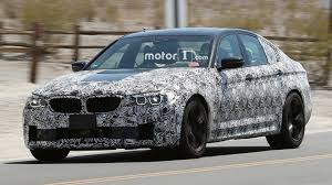 2018 bmw m5 new details emerge revealing 8 speed auto 600 hp