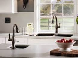delta cassidy kitchen faucet delta faucet introduces cassidy 153 kitchen collection