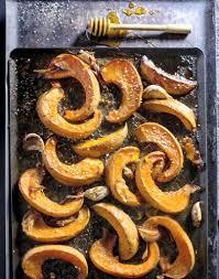 cuisiner les potimarrons quartiers de potimarron rôtis au four régal