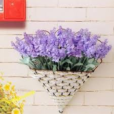 Decorative Flowers For Home by Online Get Cheap Silk Lavender Aliexpress Com Alibaba Group