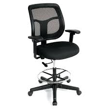 desk chairs counter height adjule desk chair office chairs staples with arms counter height office