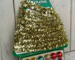 Decorating A Tabletop Christmas Tree by Small Christmas Tree Etsy