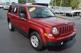 red jeep patriot 2016 jeep patriot sport