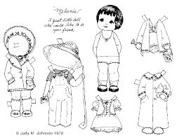 paper dolls grow zephyr hill