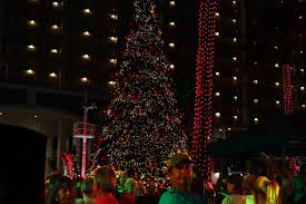city of orange beach christmas tree lighting 2016