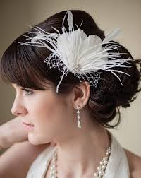 hair fascinator which feather hair fascinator from etsy weddingbee