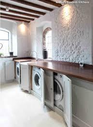 Washing Machine In Kitchen Design Decoration Laundry In Kitchen Design Ideas